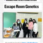 """""""Escape room genetics"""" IES Pedro de Luna"""